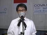 Akselersi vaksinasi, Indonesia Kedatangan 3,85 juta Vaksin
