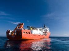 Ini Kapal Singapura yang Tangkap Penampakan KRI Nanggala 402