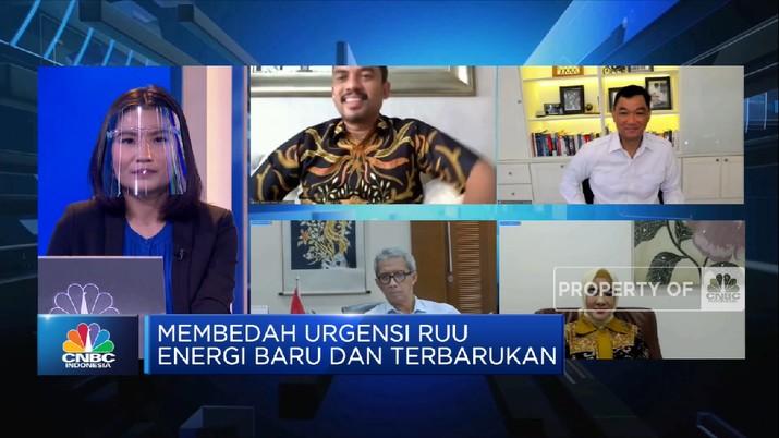 PLN: Transisi EBT Harus Jaga Keseimbangan Pasokan & Demand Energi (CNBC Indonesia TV)