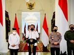 Asyik! Jokowi, Ma'ruf Amin, hingga DPR Dapat THR & Gaji ke-13