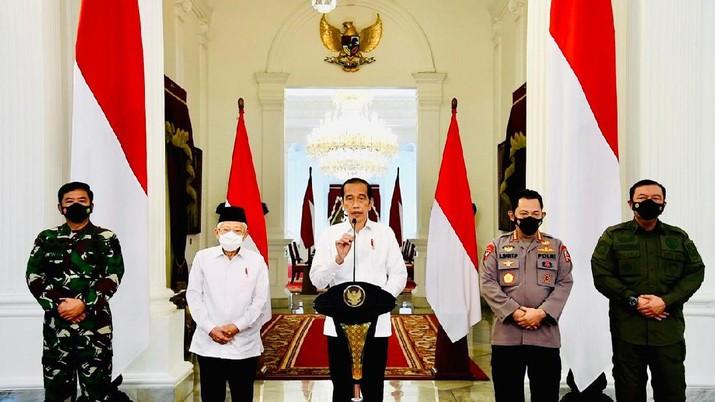 Presiden Joko Widodo (Jokowi) (Biro Pers Sekretariat Presiden)