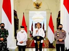 Pesan Jokowi ke Kepala Daerah: Vaksin Jangan Distok!