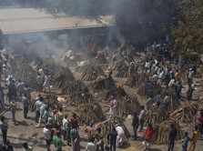 Pasca 'Tsunami' Covid, Ekonomi India Diramal IMF Tumbuh 9,5%!