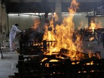 Covid Gawat! 4.000 Orang Meninggal Dalam Sehari di India