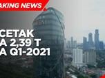 Q1-2021, BNI Cetak Laba Rp 2,39 Triliun