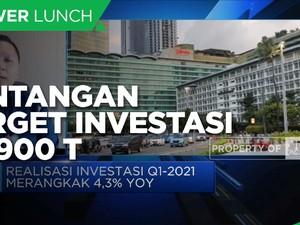 Regulasi Hingga Tarif Energi, Tantangan Target Investasi 2021