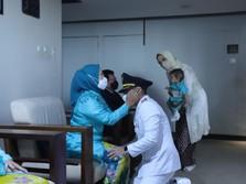 Sebelum Dilantik, Wawalkot Tangsel Minta Restu Ibunda