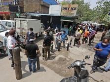 Covid Meledak, India Dikhawatirkan Jadi 'Neraka' 2 Pekan Lagi