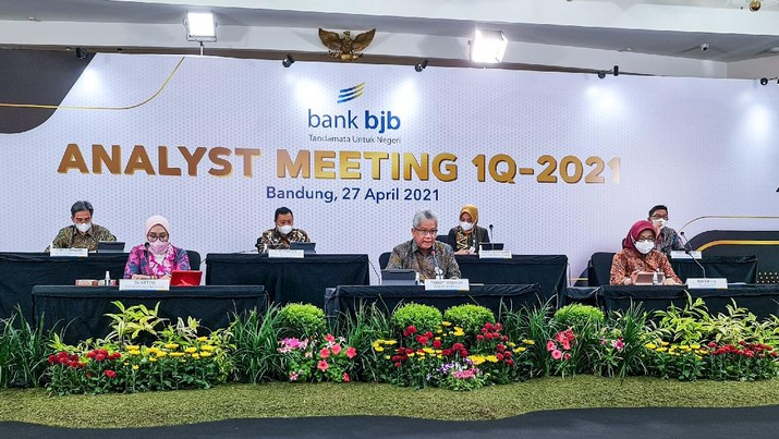 Analyst Meeting for 1Q-2021 bank bjb (dok. bank bjb)