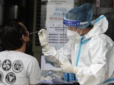 Covid-19 di RI Bertambah 5.500 Pasien Hari Ini