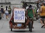 Tembus 1 Juta Kasus, Potret Corona Bangkit di Filipina