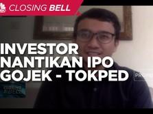 IHSG Terkoreksi Saat Investor Nantikan IPO Gojek & Tokopedia