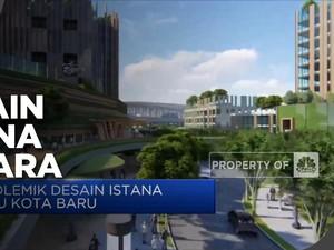 Pemenang Sayembara Desain Ibu Kota Soal Desain Istana Negara