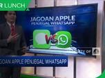 Jagoan Apple Penjegal WhatsApp