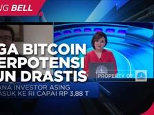 Jika Aset Kripto Diregulasi,Harga Bitcoin Cs Berpotensi Turun