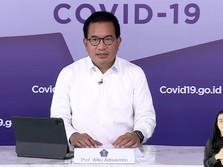 Satgas Covid-19: Warga Jangan Khawatir RI Kekurangan Vaksin