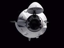Mantap Elon Musk! Astronot SpaceX Berhasil Kembali ke Bumi