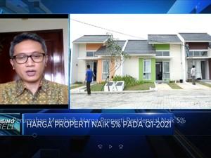 Pasar Perumahan Membaik, Harga Properti Residensial Naik 5%