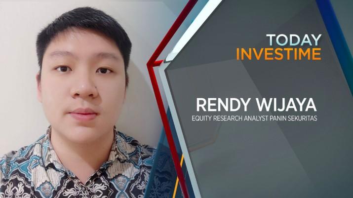Rendy Wijaya, Equity Research Analyst PT Panin Sekuritas Tbk