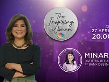 Streaming Now! Lebih Dekat dengan Minarti, CFO DBS Indonesia