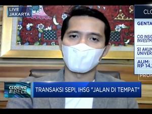 Aset Kripto Tarik Minat Investor Ritel, Transaksi Saham Sepi