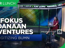 Digitizing BUMN, Ini 4 Fokus Pendanaan MDI Ventures