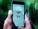 Daftar Wilayah Indonesia yang Telah Diselimuti Internet 5G