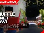 Jokowi Lantik Laksana Tri Handoko Jadi Kepala BRIN