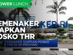 Kemenaker Siapkan Posko THR di 34 Provinsi