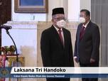Resmi! Jokowi Lantik Laksana Tri Handoko Sebagai Kepala BRIN