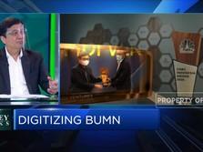 Kejar Digitalisasi BUMN, MDI Ventures Fokus Pada 4 Sektor