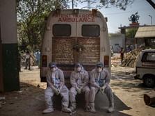 Krisis Oksigen di India Buat Warganya Bikin 'Oksigen Rumahan'