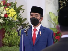 Imbauan Jokowi : Masker Melindungi Anda 95% dari Covid-19