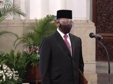 Sah! Indriyanto Seno Adji Resmi Jadi Anggota Dewas KPK
