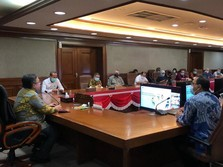 Momen Terakhir Eks Menristek/Kepala BRIN Bambang Brodjonegoro