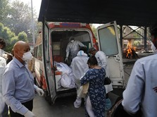 Kasus Covid India Semakin Parah, 40 Negara Turun Tangan
