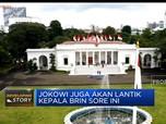 Reshuffle Kabinet, Presiden Jokowi akan Lantik 2 Menteri