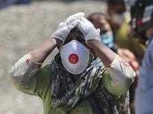 Awas Badai Baru, WHO Warning Dunia Soal Tsunami Corona India