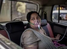 Cerita Miris Corona India, RS Mengemis Oksigen ke Pengadilan