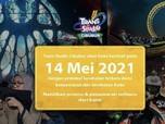 Libur Lebaran 2021, Yuk Ajak Keluarga ke Trans Studio Cibubur