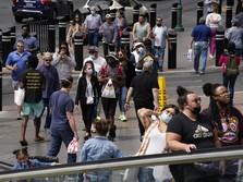 Pasar Tenaga Kerja AS Kendor, Tapering Jalan Terus!