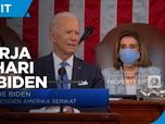 100 Hari Kepemimpinan Joe Biden