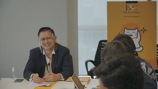 BBYB Bos Bank Neo Bicara Soal Rencana Masuk di Digital Banking