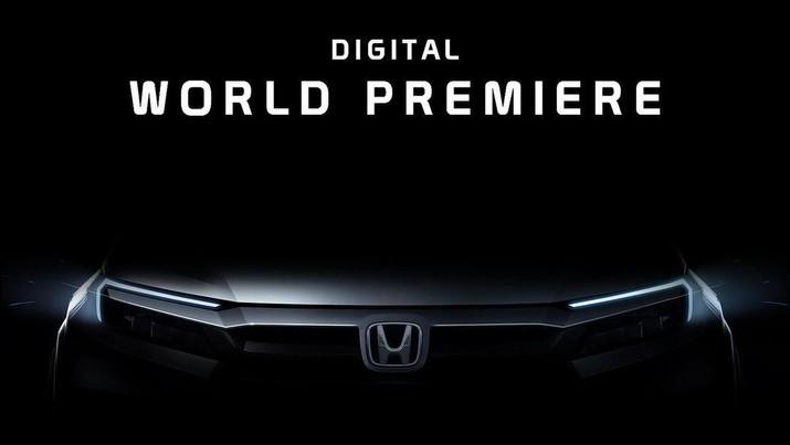 Digital World Premiere Honda (Tangkapan Layar Instagram @hondaisme)