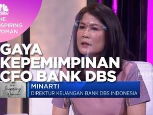 Ini Gaya Kepemimpinan CFO Bank DBS Indonesia