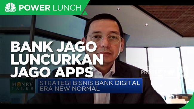 ARTO Integrasikan Ekosistem Digital, Bank Jago Luncurkan JAGO Apps