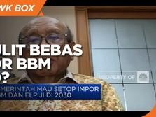 Mantan Bos Pertamina & Petral Sebut RI Sulit Bebas Impor BBM