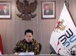 Erick Murka atas Peristiwa di Kualanamu: Silakan Keluar!