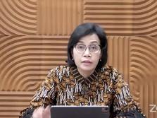 Skenario Sri Mulyani: Defisit Anggaran Balik ke 2,71% di 2023