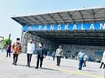 Potret Jokowi-Prabowo-Puan Temui Keluarga Awak KRI Nanggala